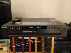 Sony 5-disc CD/DVD Changer DVP-NC625 (with Remote Control)