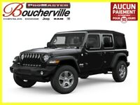 2020 Jeep Wrangler Unlimited Sport Altitude Longueuil / South Shore Greater Montréal Preview