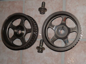 Subaru Forester Timing belt Pulleys EJ25 2.5 L Engine