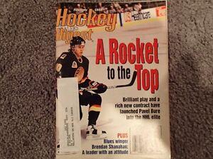 Hockey Digest Set 1995 Sarnia Sarnia Area image 3
