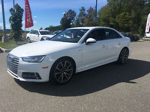 Transfert de location Audi A4 S-Line 2017 Full!