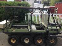 8x8 Argo 18HP For Sale