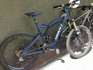 Giant Mountain Bike $1349 & other bikes for sale