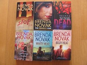 Brenda Novak Book Collection English
