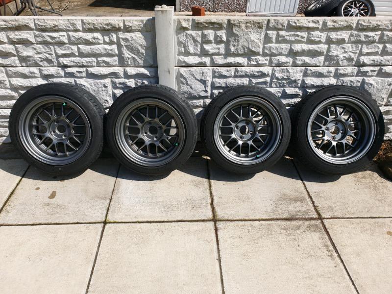 7Twenty Style44 15x8 4x100 Alloy Wheels | in Leigh, Manchester | Gumtree
