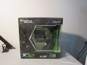 how to use turtle beach x32 on pc without adapter