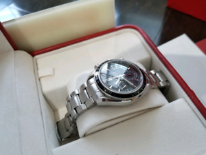 Omega Speedmaster+with box and everything