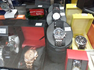 Quality Brand name New Watches at Liquidation Prices London Ontario image 1
