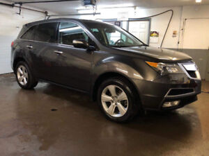 2011 Acura MDX - Tech Package