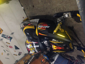 Parting out  rev ski-doo and zx lots of parts-  709-597-5150