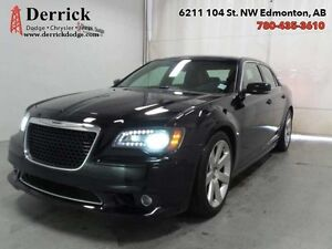 2012 Chrysler 300 SRT8 Nav Dual Sunroof Lthr Seats $259.61 B/W