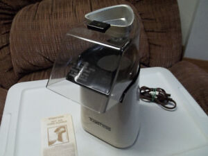 Toasters Hot Air Corn Popper.