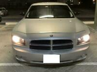 2010 DODGE CHARGER 5.7 R/T HEMI V8 AUTO SILVER LHD NOT SRT8 ***EN ROUTE TO UK***