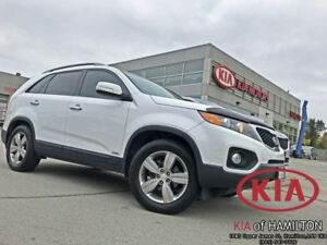 2013 Kia Sorento EX V6 AWD | Sunroof | Amazing Condition