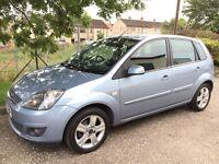 2007 Ford Fiesta 1.4 Tdci Zetec Climate(£30 ROAD TAX)not corsa clio punto 207 astra focus 307 megane