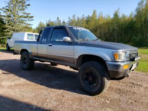 1990 Toyota Pickup 4x4