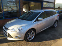 Ford Focus 2.0TDCi 2013 Titanium X FULL SERVICE HISTORY, HEATED LEATHER SEATS***