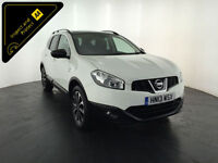2013 NISSAN QASHQAI +2 360 DCI 7 SEATER 1 OWNER SERVICE HISTORY FINANCE PX