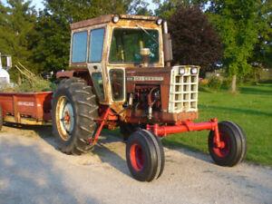 Cockshutt 1655 Tractor