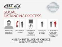 2019 Nissan Qashqai 1.3 DiG-T 160 N-Connecta 5dr DCT Auto Hatchback Petrol Autom