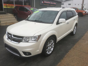 2013 Dodge Journey R/T AWD...FINANCING OAC!  GOOD OR BAD CREDIT!