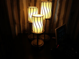 3 Tier Tri Light Touch Lamp PRICE REDUCED