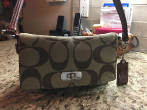 Various Leather Purses: