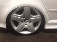 Wanted 5x112 alloy wheels