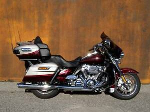 2015 HARLEY-DAVIDSON CVO ULTRA LIMITED Cannington Canning Area Preview