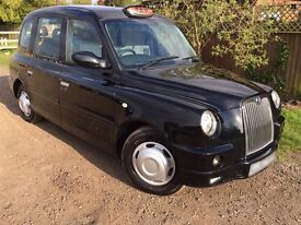 LTI TX4 for Hire / Rent in Sydenham, London. Black cab