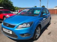 ***Ford Focus 1.6 Petrol Zetec 2009/59***