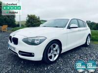 2012 BMW 1 Series 1.6 116I SPORT 5d 135 BHP Hatchback Petrol Manual