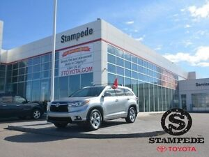 2016 Toyota Highlander AWD 4DR LIMITED  - Certified - Low Mileag
