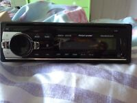 Car stereo with Remote