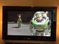 "Philips Amblight plasma 42"" TV 1080P"
