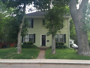 Newly renovated 2 bedroom historical property downtown