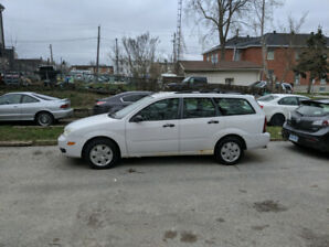 2004 Ford Focus SUV, Crossover