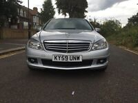 MERCEDES C180 BLUEEFFICIENCY WITH INLY 65K MILLAGE