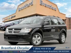 2018 Dodge Journey Canada Value Pkg  - $175.44 B/W