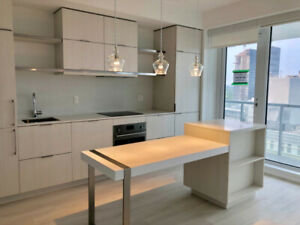 MODERN,BRAND NEW 1 BR.CONDO,SUBWAY YONGE/QUEEN,BALCONY