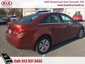 2012 Chevrolet Cruze LT Turbo   | Blow Price | New Tires | New B