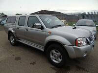 Nissan Navara 2.5Di CREW CAB PICK UP