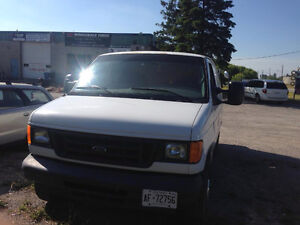 Ford E350 EXTENDED