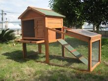 XL Rabbit/Guinea Pig Hutch Package: PH 0 Blacktown Blacktown Area Preview