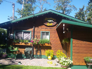 Cabin to be moved! Price greatly reduced!