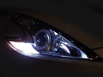 Led Daylight Night Time Enable Kit   Led Parking Lights For 2013 Up Nissan 370Z
