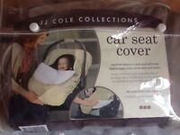 JJ Cole Collections-Car Seat Cover