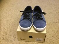 Fred Perry ladies pumps size 6