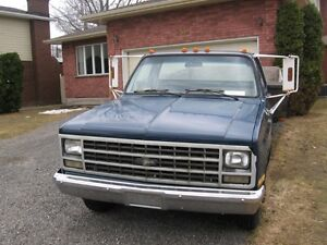 Looking For 1989 Chevy R3500 Frame or Parts Truck