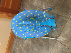 Baby bouncy chair $10